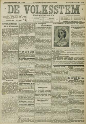 De Volksstem 1910-09-23
