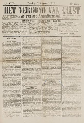 Het Verbond van Aelst 1879-08-03