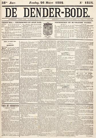 De Denderbode 1882-03-26