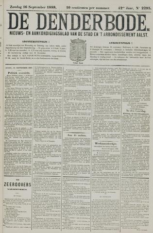 De Denderbode 1888-09-16