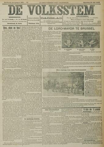 De Volksstem 1910-07-26