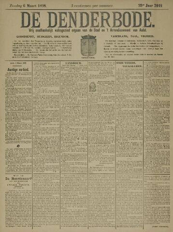 De Denderbode 1898-03-06
