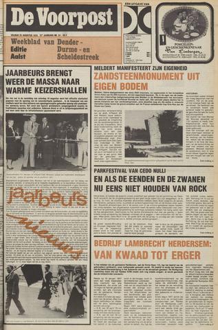 De Voorpost 1978-08-25
