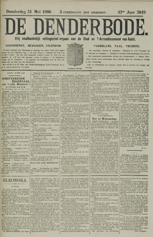 De Denderbode 1906-05-31