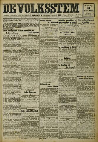 De Volksstem 1923-03-28