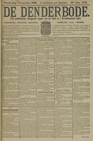 De Denderbode 1896-09-03