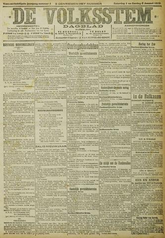 De Volksstem 1916