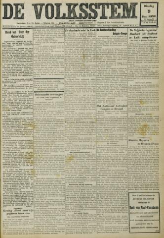 De Volksstem 1930-12-09