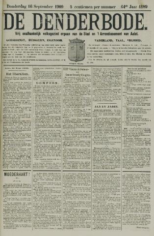 De Denderbode 1909-09-16