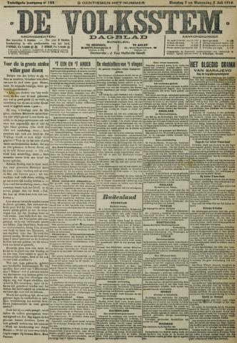 De Volksstem 1914-07-07