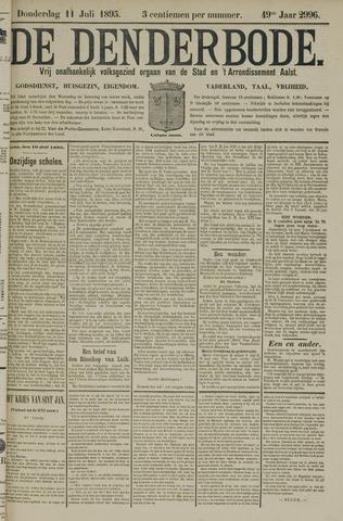 De Denderbode 1895-07-11