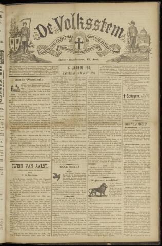 De Volksstem 1898-03-12