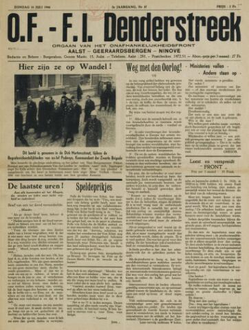 O.F.-F.I. Denderstreek 1946