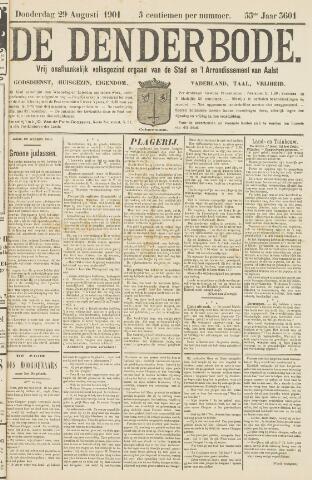 De Denderbode 1901-08-29