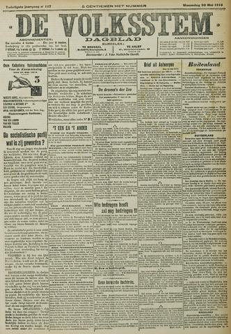 De Volksstem 1914-05-20