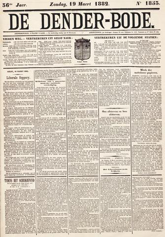 De Denderbode 1882-03-19