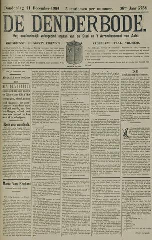 De Denderbode 1902-12-11