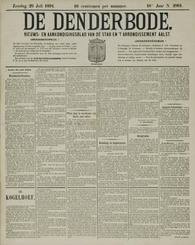 De Denderbode 1894-07-29