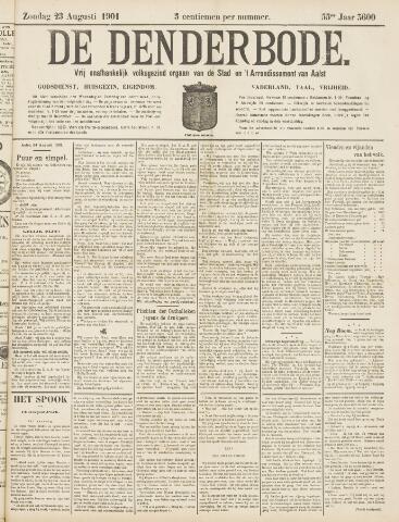 De Denderbode 1901-08-25