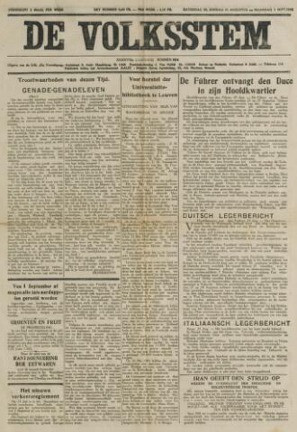 De Volksstem 1941-08-30