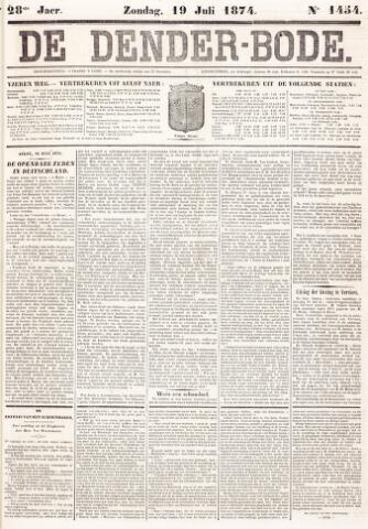 De Denderbode 1874-07-19