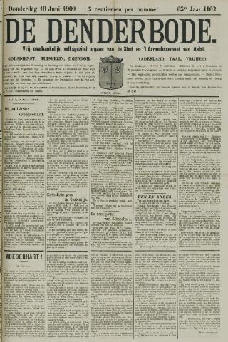 De Denderbode 1909-06-10