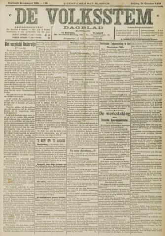 De Volksstem 1910-10-14