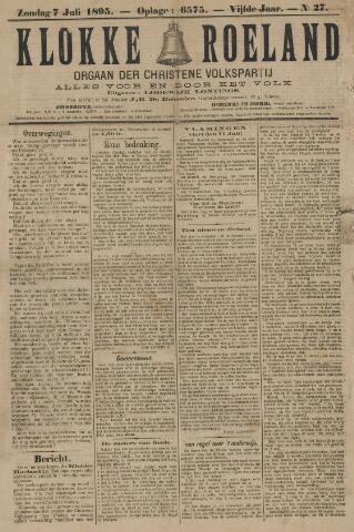 Klokke Roeland 1895
