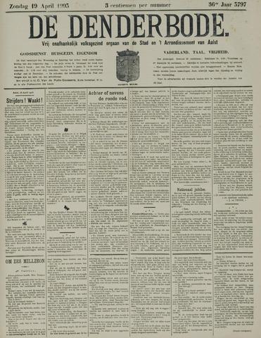 De Denderbode 1903-04-19