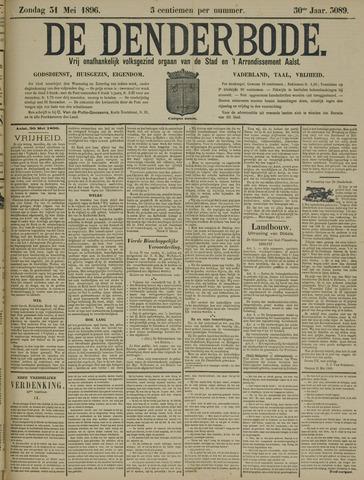 De Denderbode 1896-05-31