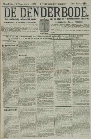 De Denderbode 1909-12-30