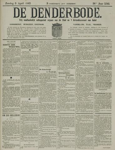 De Denderbode 1903-04-05