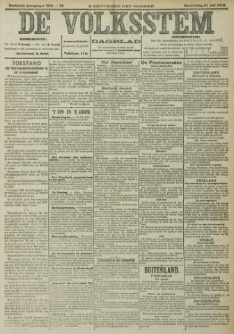 De Volksstem 1910-07-21