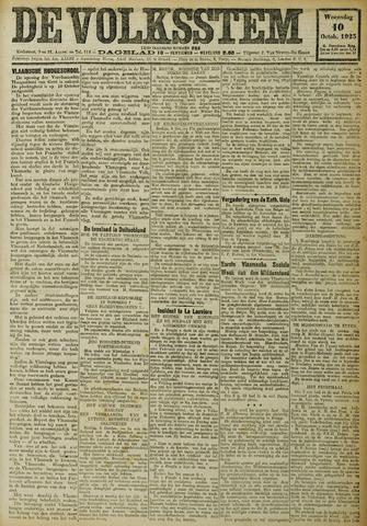 De Volksstem 1923-10-10