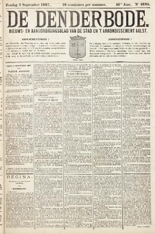 De Denderbode 1887-09-04
