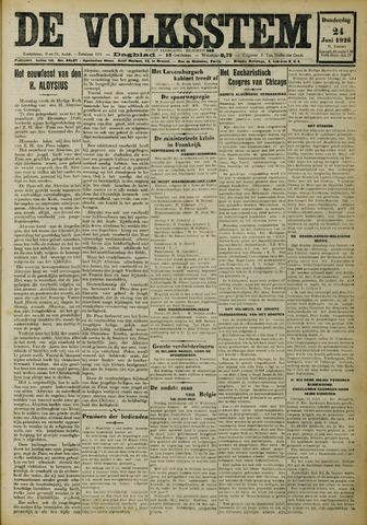 De Volksstem 1926-06-24
