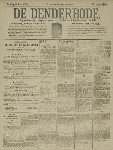De Denderbode 1898-06-05