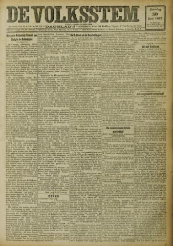De Volksstem 1923-06-30