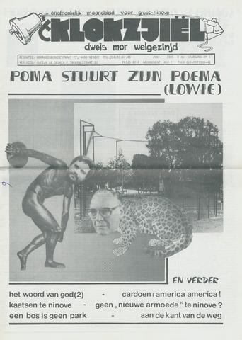 Klokzjiel 1985-06-01