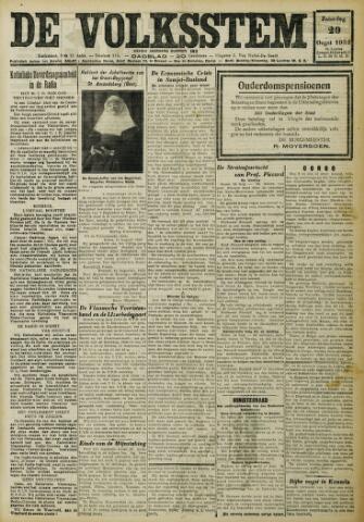 De Volksstem 1932-08-20