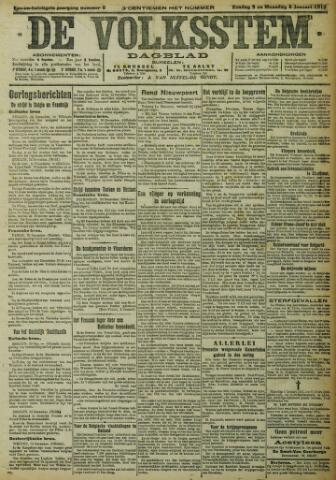 De Volksstem 1915-01-03