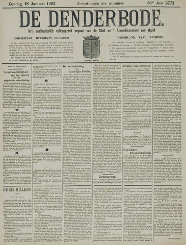 De Denderbode 1903-01-18