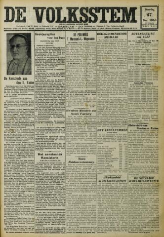 De Volksstem 1932-12-27
