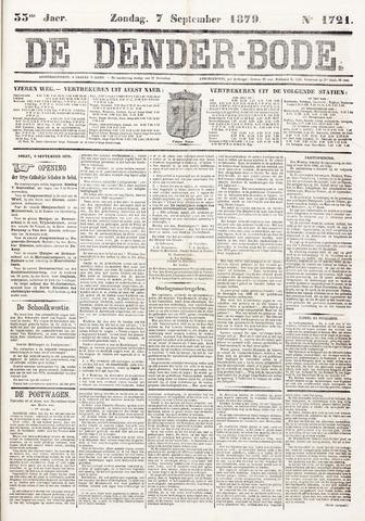 De Denderbode 1879-09-07