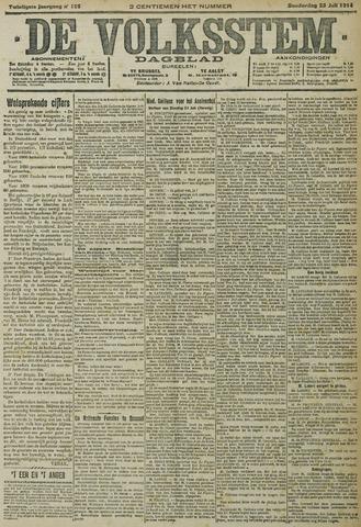 De Volksstem 1914-07-23
