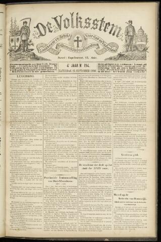 De Volksstem 1898-09-24