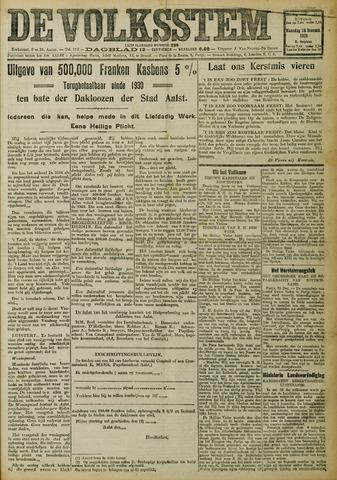 De Volksstem 1923-12-23
