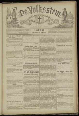 De Volksstem 1895-05-18