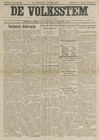 De Volksstem 1941-01-14
