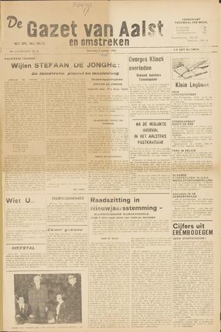 De Gazet van Aalst 1964